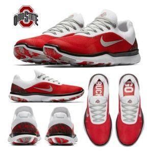 Nike Ohio State Buckeyes Free Trainer Team Issued